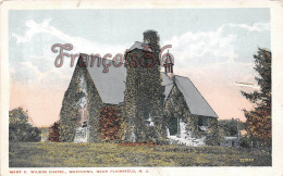 Mary E. Wilson Chapel - Watchung Near Plainfield - Etats-Unis
