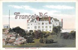 Residence Of Commodore James  - Newport - Newport