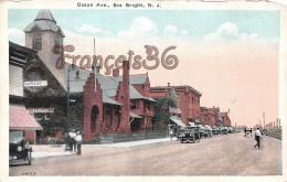 Ocean Ave Avenue - Sea Bright - Etats-Unis