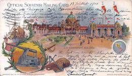 Official Souvenir Mailing Card - 1901 U S Government Building - Etats-Unis