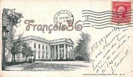 Presidential Mansion White House 1903 - Washington DC