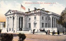 Continental Memorial Hall - Washington D C - Washington DC