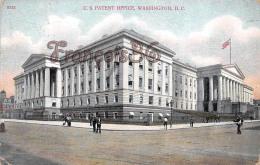 U S Patent Office - Washington D C - Washington DC