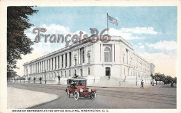 House Of Representatives Office Building - Washington D C - Washington DC