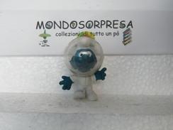 MONDOSORPRESA, (SC106)  PUFFI, PUFF, PUFFO ASTRONAUTA - Cartoni Animati