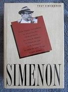 Georges SIMENON -Tome 23 - Edition France Loisirs  1992 -    (4383) - Simenon