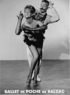 /// PAS COURANT -Studio Hollywood La Canebière //  Ballet De Poche De Max Balzac  Photo Originale Format 18 X 11,5 Cm) - Altre Collezioni
