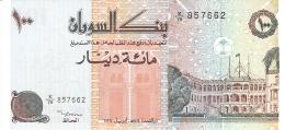 SOUDAN   100 Dinars   1994   P. 55a   UNC - Sudan