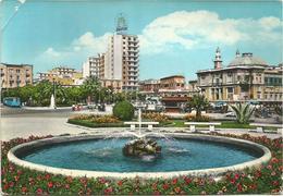 V272 Bari - Panorama Dal Molo San Nicola / Viaggiata 1964 - Bari