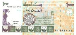 SOUDAN   1000 Dinars   1996   Sign.11   P. 59a   UNC - Sudan