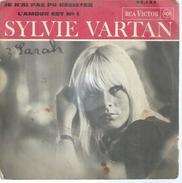 "45 Tours SP -  SYLVIE VARTAN  - RCA 46143 -   "" JE N'AI PAS PU RESISTER  "" + 1 - Vinyles"