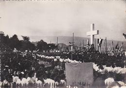 CPSM  NB De ST-ETIENNE  (42)  -  XV° Anniversaire De La J.O.C. - La Messe, Vue Prise Côté JOCF // BE Manque En Bas - Saint Etienne