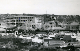 1963 REAL PHOTO FOTO POSTCARD HOTEL COSTA DA CAPARICA ALMADA PORTUGAL CARTE POSTALE