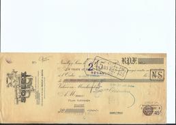 Ref 26/ 92, Neuilly Sur Seine, Solex, 1932, Pour Poligny 39 - Bank & Insurance