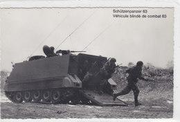 Schützenpanzer 63 In Aktion    (P35-11017) - Matériel