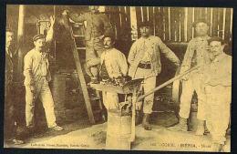 CORSE - MERIA  -Mines - Rédition   CECODI N° 1501-  Recto Verso Paypal Sans Frais - Non Classificati