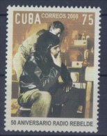 2008.162 CUBA 2008. MNH. 50 ANIV DE LA RADIO REBELDE. ERNESTO CHE GUEVARA. - Cuba