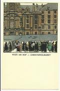 Wiener Werkstatte - Erich Schmal  , WW Karte No. 839 , Edition Molden - Wiener Werkstaetten