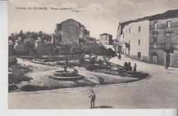 Penna In Teverina Terni Borgo Umberto I  Vg - Terni