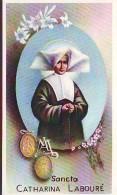 S. Catharina Labourè, Santino  EB 2/147  Con Preghiera