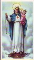 SS Madonna Pellegrina,  Cuore Immacolato Di Maria,    Santino  EB   -/283  Con Preghiera
