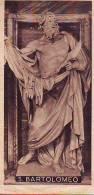 S. Bartolomeo,   Santino  Propagazione Della Fede  Con Preghiera