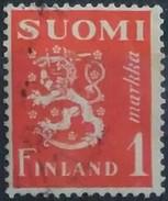 FINLANDIA 1930 Lion. USADO - USED.