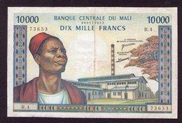 Mali 10000 Francs - Mali