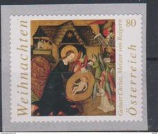 """Österreich 2016: """"Weihnachten-Geburt Christi"""" Postfrisch(siehe Foto/Scan) - 2011-... Gebraucht"""