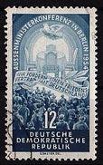 DDR Mi. Nr. 424 O (A-3-55) - [6] Repubblica Democratica