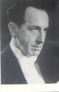 AUTOGRAPH OF GYORGY SANDOR FAMOUS HUNGARIAN PIANO PLAYER PROFESSOR OF MUSIC AND COMPOSER FRIEND OF BELA BARTOK - Handtekening