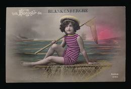 UN BONJOUR DE BLANKENBERGHE - Blankenberge