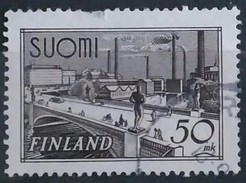 FINLANDIA 1942 New Daily Stamps. USADO - USED.