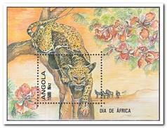 Angola 1993, Postfris MNH, Annimals - Angola
