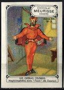 """Meurisse - Ca 1930 - 88 - Les Opéras Célèbres - 2 - Mephistophélès Dans """"Faust"""" De Gounod - Altri"""