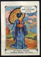 """Meurisse - Ca 1930 - 88 - Les Opéras Célèbres - 6 - """"Madame Butterfly"""" De Puccini - Altri"""
