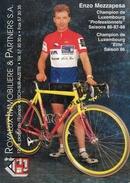 Cyclisme Enzo Mezzapesa - Ciclismo