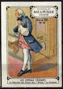 """Meurisse - Ca 1930 - 88 - Les Opéras Célèbres - 8 - Le Chevalier Des Grieux, """"Manon"""", Massenet - Altri"""