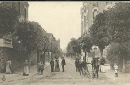 Le Raincy Boulevard De L Ouest - Le Raincy
