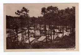 Cpa Région S.N.C.F. Ouest Camp De Vacances Raoul Dautry Kermesse Du 6 Aout 1939 - France