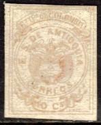 03410 Antioquia Colômbia 03 Brasão Não Expertizado N - Colombia