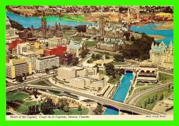 OTTAWA, ONTARIO - HEART OF THE CAPITAL - HOTO, GEORGE HUNTER - WILSON'S SUPERB - - Ottawa