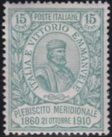Italy      .     Yvert    .  86  .     *     .   Ongebruikt   Met Plakker .   /     .   Neuf Avec Charniere - 1900-44 Victor Emmanuel III
