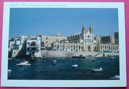THE MOUNT CARMEL CHURCH - Malte