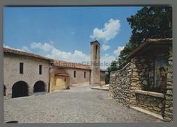 A1040 RIETI SANTUARIO DELLA FORESTA FACCIATA PRINCIPALE - Rieti