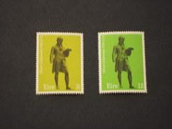 IRLANDA - 1974 GOLDSMITH 2 VALORI, In Quartine(blocks Of Four) -NUOVI(++)-TEMATICHE - 1949-... Repubblica D'Irlanda