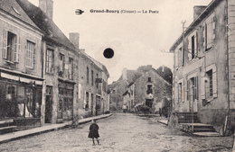 GRAN-BOURG  - La Poste - France