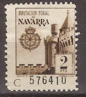 Locales Navarra Diputación Foral (*) Castillo De Olite. 2 Pta. - Viñetas De La Guerra Civil