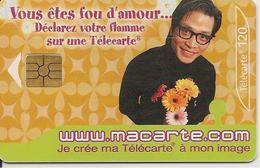 TC-PUBLIC¤-F1321A-120U-GEM2-05/2004-FOU D AMOUR-UTILISE-BE - France