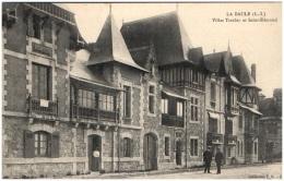 44 LA BAULE - Villas Trezhir Et Saint-Edmond    (Recto/Verso) - La Baule-Escoublac
